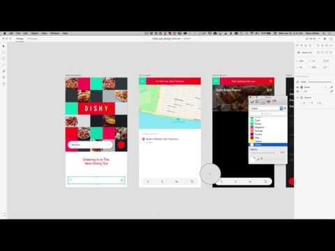 How to Use Adobe Experience Design CC | Educational