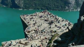 Pulpit Rock -  Norway in HD