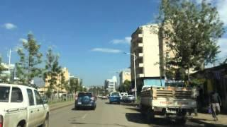 Down town Addis Ababa