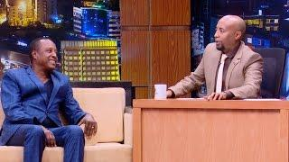 Interview with Musician Tsegaye Sime -  Seifu on EBS | Talk Show