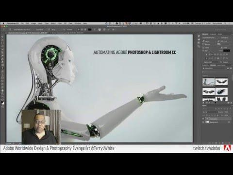 Introduction to Adobe Photoshop CC - Pt 7 - Working with Type     Educational