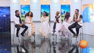 EBS Special New Year Show  With Asefaw Meshesha & Fryat Yemaneh - Part 1 2010