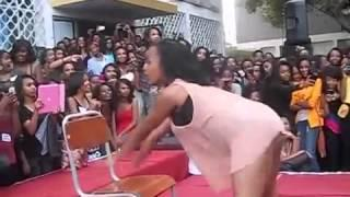 Ethiopian High School Student's seductive Dance move | 18+