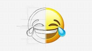 Create a Laughing Face Emoji Photoshop Tutorial | Educational