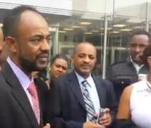 Abebe Teka Speaks about His situation and he is luckily FREE