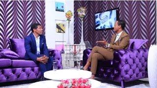 Interview with EAF President Haile Gebresilassie |  - Jossy In Z House Show  - JTV Ethiopia
