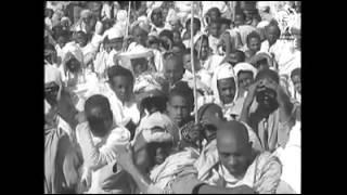 Ethiopia, Religious celebration in 1937