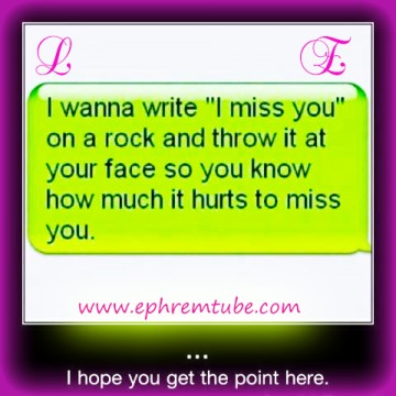 Quote_08- I Miss you