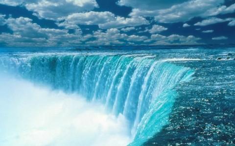 Desktop Wallpaper -Waterfall