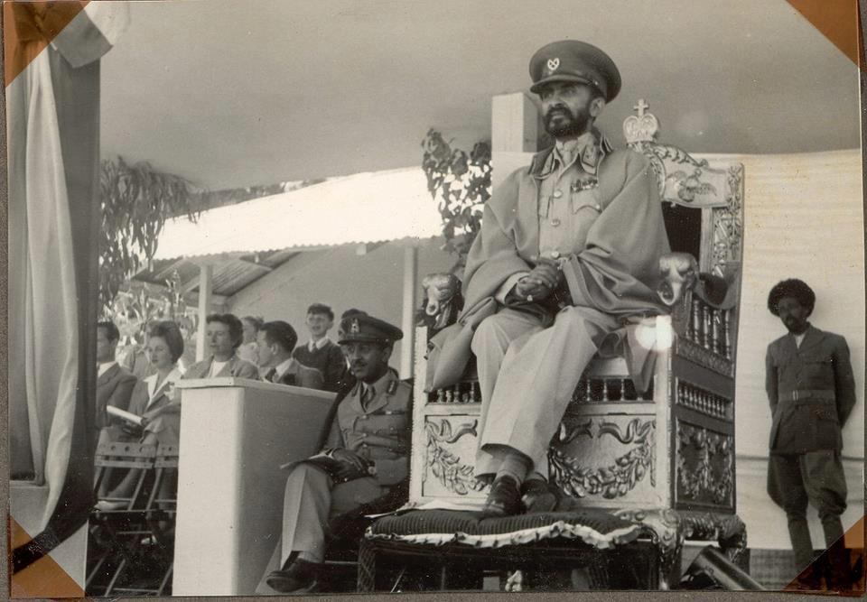 His Imperial Majesty Haile Selassie I