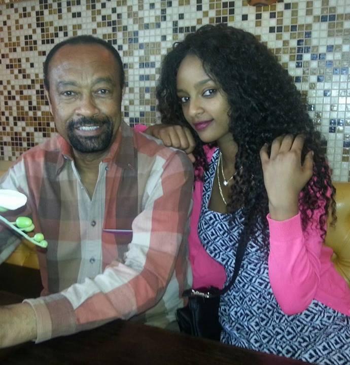 Tilahun Gugsa and Mery Tekle