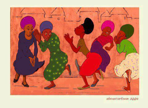 Guragigna Dance