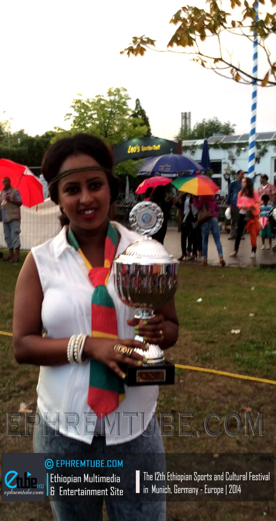 Ethio Football Festival in Munich Europe 2014--16