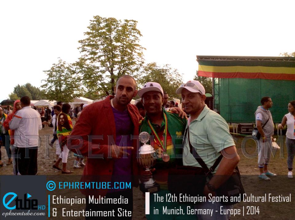 Ethio Football Festival in Munich Europe 2014--20