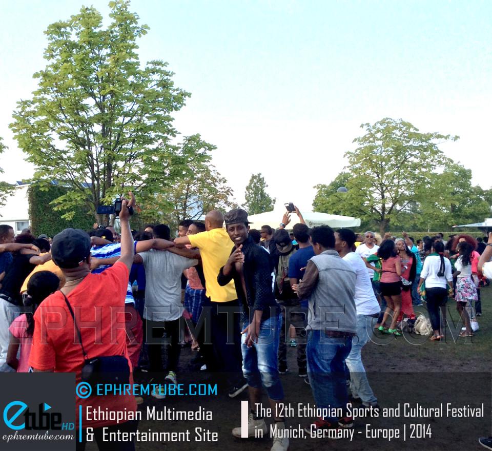 Ethio Football Festival in Munich Europe 2014--21