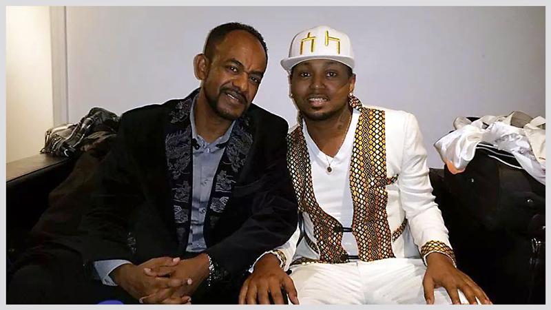 Jacky Gosee and Abebe Teka