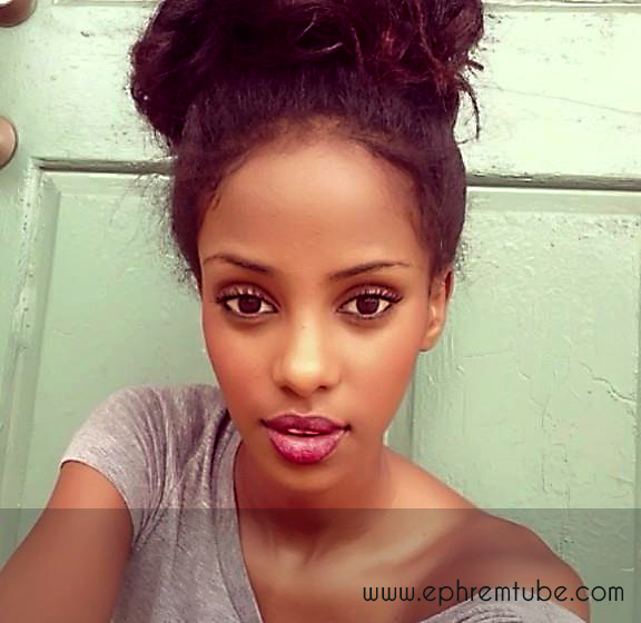 Ethiopian cute girls