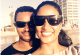 Ethiopian Artist singer Teddy Afro & Actress Ameleset Muchie in Israel