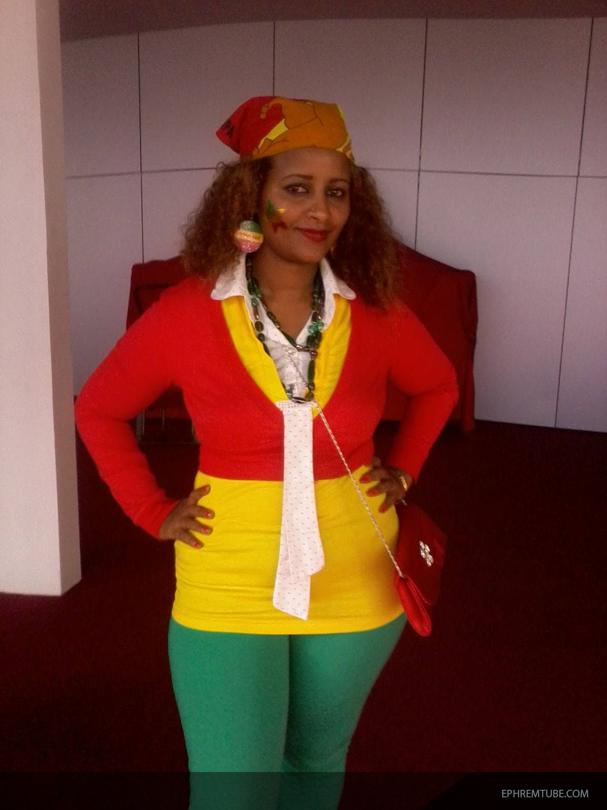 Jemila Kebede  #01   Ethiopian Artist