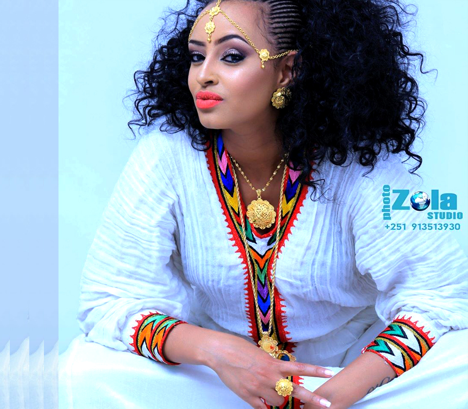 Ethiopian Traditional Dresses 2017 Wedding Dress