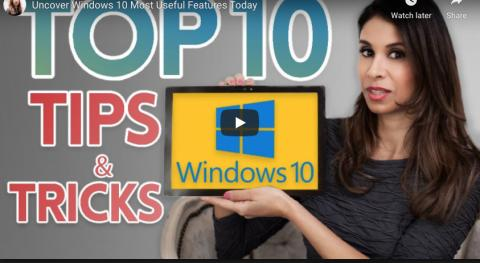 Most Useful Features of Windows 10