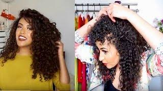 Routine - Curly Hair Routine Swap | Beauty