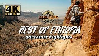 BEST OF ETHIOPIA TRAVEL - ADVENTURE HIGHLIGHTS | 4K